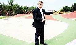 Budowa Rodzinnego Parku Rozrywki na finiszu  - Serwis informacyjny z Wodzisławia Śląskiego - naszwodzislaw.com