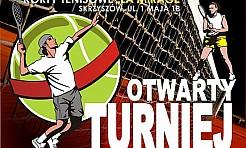 Zgłoś się do turnieju tenisa  - Serwis informacyjny z Wodzisławia Śląskiego - naszwodzislaw.com