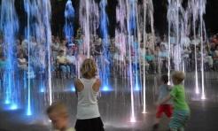 Operetka przy fontannie w Radlinie! - Serwis informacyjny z Wodzisławia Śląskiego - naszwodzislaw.com