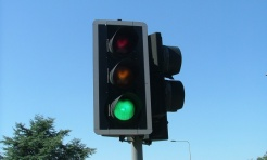 Na skrzyżowaniu ulic Jastrzębskiej z Łużycką pojawi się sygnalizacja świetlna  - Serwis informacyjny z Wodzisławia Śląskiego - naszwodzislaw.com