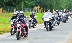 Parada motocyklowa przejechała ulicami miasta - Serwis informacyjny z Wodzisławia Śląskiego - naszwodzislaw.com