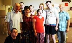 Minął rok od momentu rozpoczęcia prowadzenia Ośrodka Wsparcia w Połomi przez Wodzisławski Ośrodek Caritas  - Serwis informacyjny z Wodzisławia Śląskiego - naszwodzislaw.com