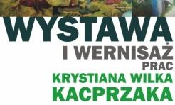 WKD w Czyżowicach zaprasza na wystawę i wernisaż prac Krystiana Wilka Kacprzaka - Serwis informacyjny z Wodzisławia Śląskiego - naszwodzislaw.com