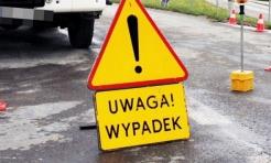 Kolizja na Pszowskiej. Osobówka wpadła do rowu - Serwis informacyjny z Wodzisławia Śląskiego - naszwodzislaw.com