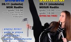 Radlin: Już w ten weekend 4. edycja Mistrzostw Polski w nowoczesnych sztukach walki  - Serwis informacyjny z Wodzisławia Śląskiego - naszwodzislaw.com