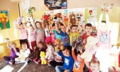 Obchody Światowego Dnia Pluszowego Misia w przedszkolu nr 2 w Pszowie - Serwis informacyjny z Wodzisławia Śląskiego - naszwodzislaw.com