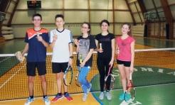 Rozegrano świąteczny turniej tenisowy w Lubomi - Serwis informacyjny z Wodzisławia Śląskiego - naszwodzislaw.com