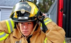 Kobiety w akcji czy zatopione w stertach papierów? Strażaczki z OSP - Serwis informacyjny z Wodzisławia Śląskiego - naszwodzislaw.com