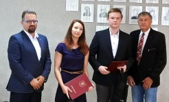 Godów: Najlepsi uczniowie wyróżnieni - Serwis informacyjny z Wodzisławia Śląskiego - naszwodzislaw.com