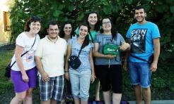 ŚDM: Młodzież z Portugalii oraz Niemiec gości w Rydułtowach - Serwis informacyjny z Wodzisławia Śląskiego - naszwodzislaw.com