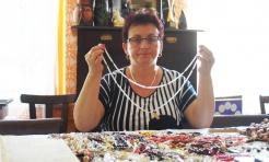 W Połomi obejrzysz wystawę różańców pasjonatki z Gogołowej  - Serwis informacyjny z Wodzisławia Śląskiego - naszwodzislaw.com