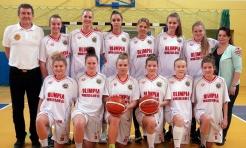 Juniorki ŻKK Olimpia Wodzisław Śląski rozpoczęły sezon mocnym uderzeniem - Serwis informacyjny z Wodzisławia Śląskiego - naszwodzislaw.com