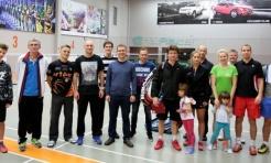 Mistrzostwa Polski w Racketlonie z udziałem sportowca z Wodzisławia - Serwis informacyjny z Wodzisławia Śląskiego - naszwodzislaw.com