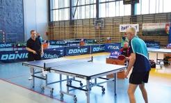 Turniej tenisa stołowego w Siemianowicach Śląskich. Wodzisławski klub na 6 miejscu - Serwis informacyjny z Wodzisławia Śląskiego - naszwodzislaw.com
