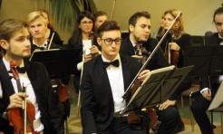 Słowacka orkiestra smyczkowa wystąpiła w Czyżowicach  - Serwis informacyjny z Wodzisławia Śląskiego - naszwodzislaw.com