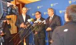 Konferencja prasowa dotycząca planowanych zmian w Ustawie Prawo Ochrony Środowiska - Serwis informacyjny z Wodzisławia Śląskiego - naszwodzislaw.com
