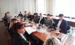 W Mszanie dyskutowali na temat zmian w systemie oświaty  - Serwis informacyjny z Wodzisławia Śląskiego - naszwodzislaw.com