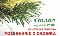 Pożegnanie z choinką w Osinach - Serwis informacyjny z Wodzisławia Śląskiego - naszwodzislaw.com