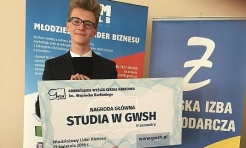 Młodzieżowy Lider Biznesu 2017. Trwa pierwszy etap - Serwis informacyjny z Wodzisławia Śląskiego - naszwodzislaw.com