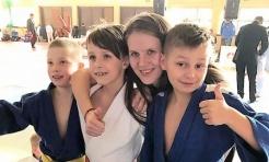 Sukcesy wodzisławskich judoków w Sosnowcu - Serwis informacyjny z Wodzisławia Śląskiego - naszwodzislaw.com