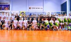 Radlin: Turniej Finałowy Mistrzostw Śląska Kadetów w siatkówce za nami - Serwis informacyjny z Wodzisławia Śląskiego - naszwodzislaw.com