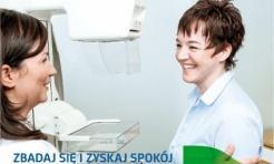 Zrób mammografię na Dzień Kobiet! - Serwis informacyjny z Wodzisławia Śląskiego - naszwodzislaw.com