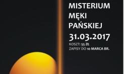 Do 10 marca trwają zapisy na wyjazd na Misterium Męki Pańskiej do Cieszyna  - Serwis informacyjny z Wodzisławia Śląskiego - naszwodzislaw.com