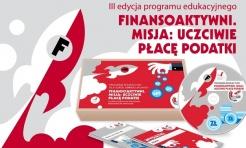 Finansoaktywni - trzecia edycja programi dla szkół - Serwis informacyjny z Wodzisławia Śląskiego - naszwodzislaw.com