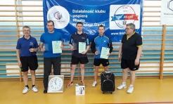 Rozegrali Turniej Tenisa Stołowego - Serwis informacyjny z Wodzisławia Śląskiego - naszwodzislaw.com