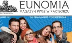 Raciborska uczelnia wydała nowy numer Eunomii - to specjalna edycja przygotowana z myślą o maturzystach  - Serwis informacyjny z Wodzisławia Śląskiego - naszwodzislaw.com