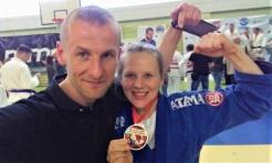 Złoty medal Mistrzostw Polski dla Sandry Pniak!  - Serwis informacyjny z Wodzisławia Śląskiego - naszwodzislaw.com