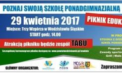 Wodzisław Śląski: Przyjdź na Piknik Edukacyjny - Serwis informacyjny z Wodzisławia Śląskiego - naszwodzislaw.com