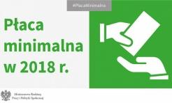 W 2018 roku wzrośnie płaca minimalna. Jest propozycja Rady Ministrów - Serwis informacyjny z Wodzisławia Śląskiego - naszwodzislaw.com