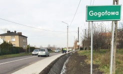 Niebezpieczne skrzyżowanie w Gogołowej zostanie przebudowane - Serwis informacyjny z Wodzisławia Śląskiego - naszwodzislaw.com