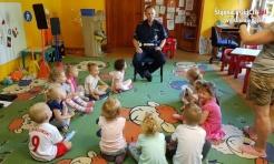 Pszów: z przedszkolakami o bezpieczeństwie przed wakacjami - Serwis informacyjny z Wodzisławia Śląskiego - naszwodzislaw.com
