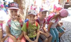 Przedszkolaki z wodzisławskiej 18 zawitały do Rud Raciborskich i Stanicy  - Serwis informacyjny z Wodzisławia Śląskiego - naszwodzislaw.com