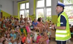 Uczniowie wysłuchali prelekcji na temat bezpieczeństwa pieszych i rowerzystów - Serwis informacyjny z Wodzisławia Śląskiego - naszwodzislaw.com