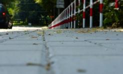 Przebudowa chodnika w ciągu ul. Sokolskiej w Radlinie zakończona - Serwis informacyjny z Wodzisławia Śląskiego - naszwodzislaw.com