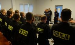 Śląska policja sprawdza rezerwy. Ćwiczenia mobilizacyjne EGIDA-17 - Serwis informacyjny z Wodzisławia Śląskiego - naszwodzislaw.com