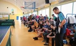 Zbliża się IV - ostatni turniej XXVII GP Wodzisławia Śląskiego w tenisie stołowym  - Serwis informacyjny z Wodzisławia Śląskiego - naszwodzislaw.com