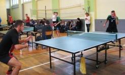Za nami drużynowe zawody tenisa stołowego chłopców  - Serwis informacyjny z Wodzisławia Śląskiego - naszwodzislaw.com
