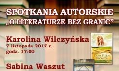 O literaturze bez granic. Spotkania autorskie w Godowie - Serwis informacyjny z Wodzisławia Śląskiego - naszwodzislaw.com