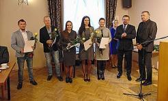 Godów: Uroczysta sesja z okazji Dnia Edukacji Narodowej - Serwis informacyjny z Wodzisławia Śląskiego - naszwodzislaw.com