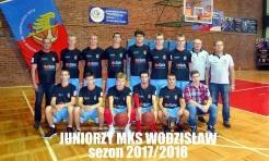 Zwycięski derbowy mecz wodzisławskich juniorów  - Serwis informacyjny z Wodzisławia Śląskiego - naszwodzislaw.com