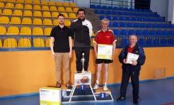 Turniej tenisa stołowego z okazji Święta Niepodległości  - Serwis informacyjny z Wodzisławia Śląskiego - naszwodzislaw.com