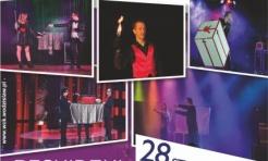 Rodzinne Spotkania z Teatrem. Na scenie WCK pojawi się jeden z najlepszych polskich iluzjonistów  - Serwis informacyjny z Wodzisławia Śląskiego - naszwodzislaw.com
