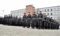 Śląski garnizon policji ma 217 nowych stróżów prawa - Serwis informacyjny z Wodzisławia Śląskiego - naszwodzislaw.com