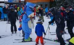Sznupek radzi, jak zimą bezpiecznie się bawić. Konkurs dla dzieci i młodzieży  - Serwis informacyjny z Wodzisławia Śląskiego - naszwodzislaw.com