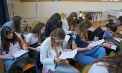 Debatowali z młodzieżą o bezpieczeństwie - Serwis informacyjny z Wodzisławia Śląskiego - naszwodzislaw.com