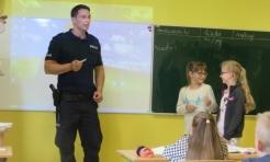 Dzielnicowi prowadzili warsztaty profilaktyczne - Serwis informacyjny z Wodzisławia Śląskiego - naszwodzislaw.com